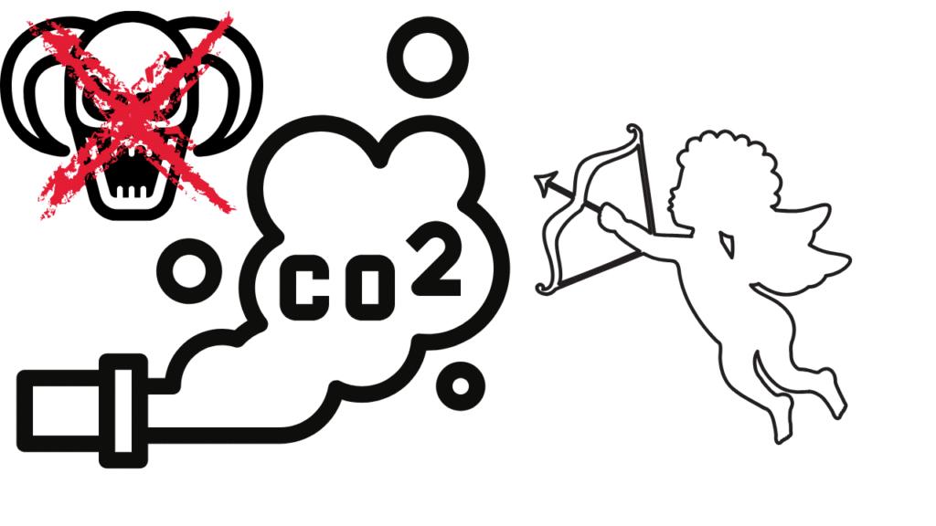 CO2はいいもの