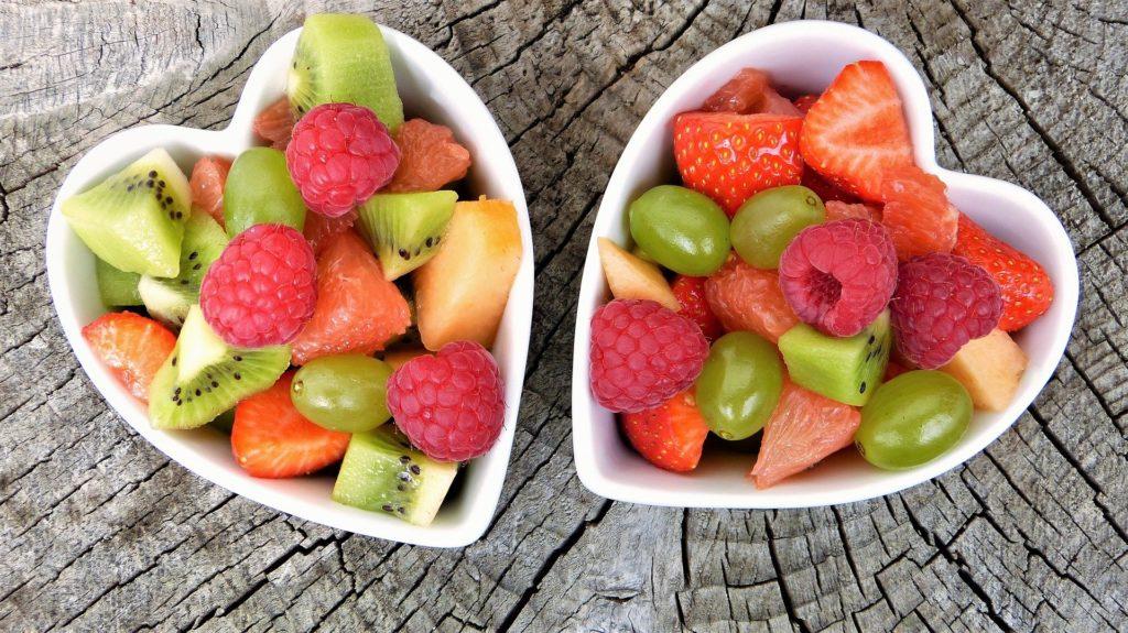 ビタミン豊富な食べ物