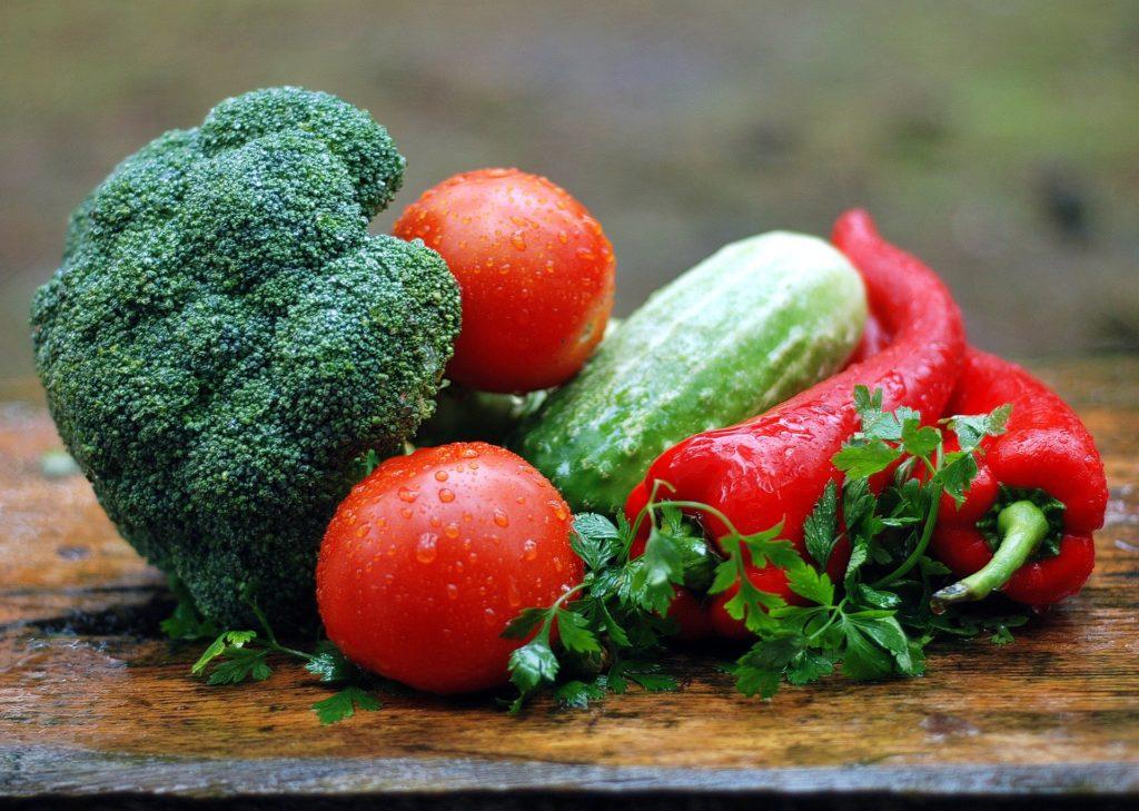 ビタミンが豊富な食べ物