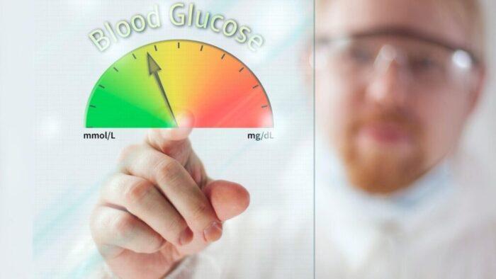 血糖値の上昇を抑える